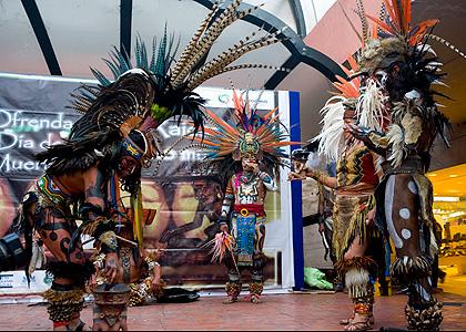 danza autoctonas azteca: